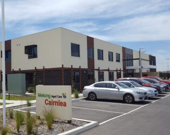 Mekong Aged Care Energy Audit - Cairnlea Site
