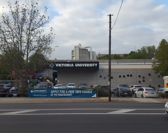 Victoria University - Footscray Nicholson Campus Energy Audit