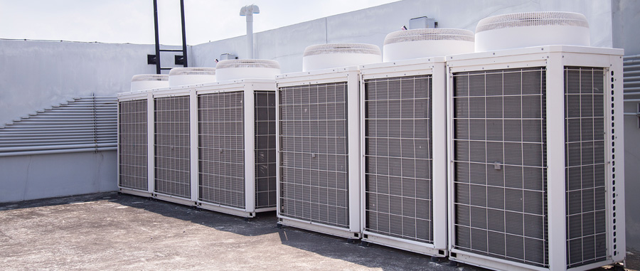 What is the most efficient centralized air conditioning system for your building?